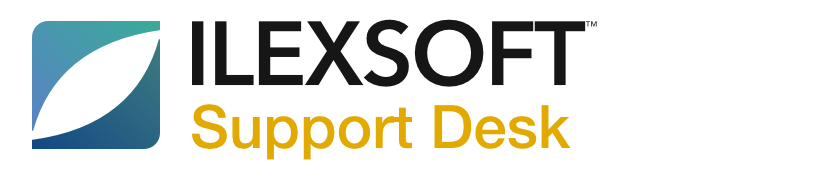ILEXSOFT Support Desk